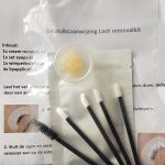 Lash removalkit