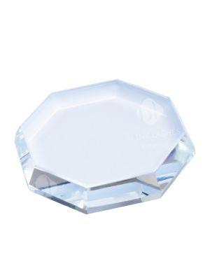 Crystal Plate - Lijmsteen