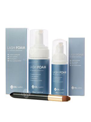 Lash Foam incl. Cleansing Brush