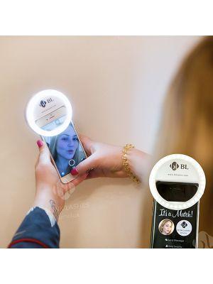 Selfie Ring LED Light Clip