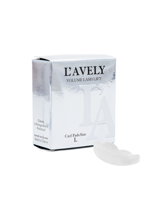 L'Avely Curl Pads Large