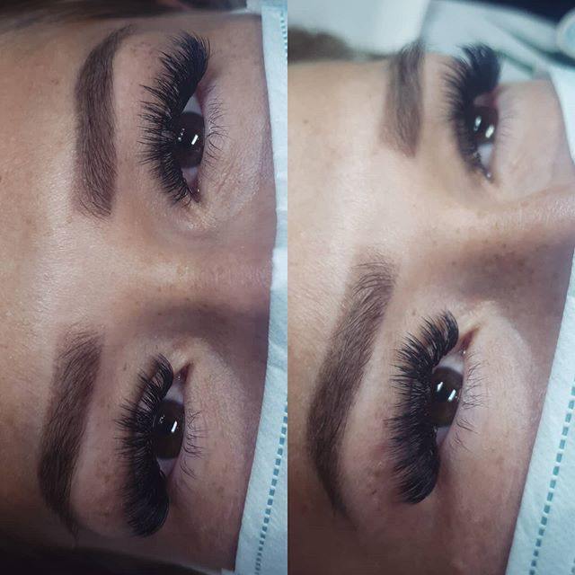 Volume Wimperextensions