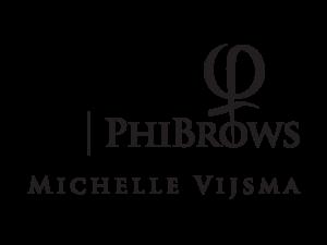 Phi brows microblading hairstrokes wenkbrauwen