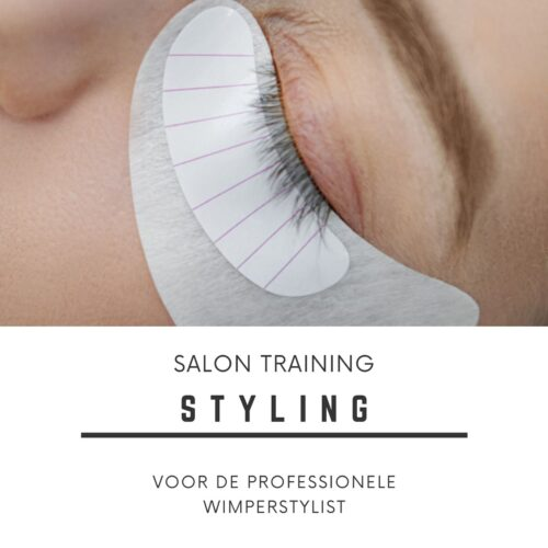 wimperextensions styling training